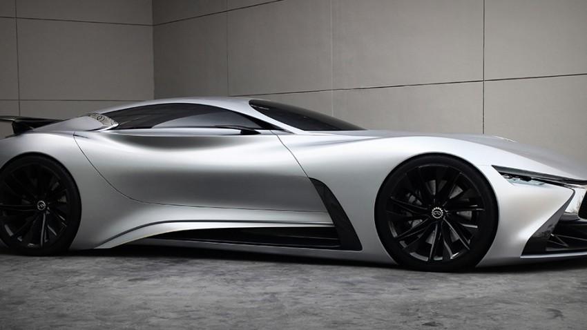 Infiniti Vision Gran Turismo Concept: Entpixelt