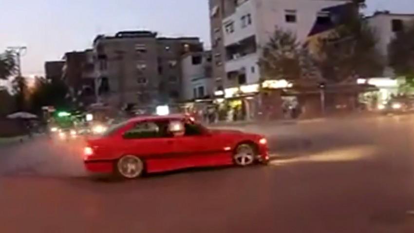 Missverständnis Kreisverkehr