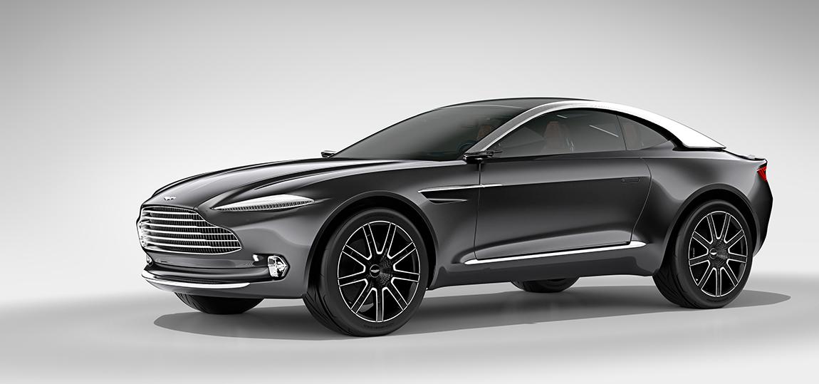 Lamborghini Urus Super SUV Italien 100 Millionen dbx-concept_01