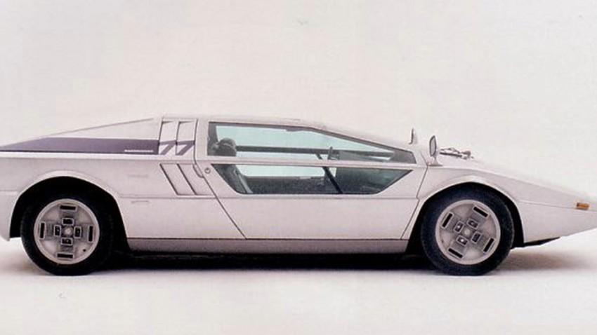 Nostalgie: Erinnerungen an den Maserati Boomerang