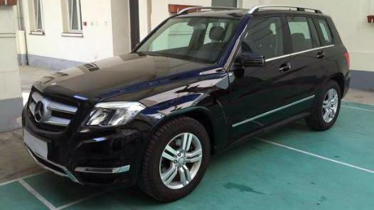 Mercedes-glk-200-cdi-zu-verkaufen