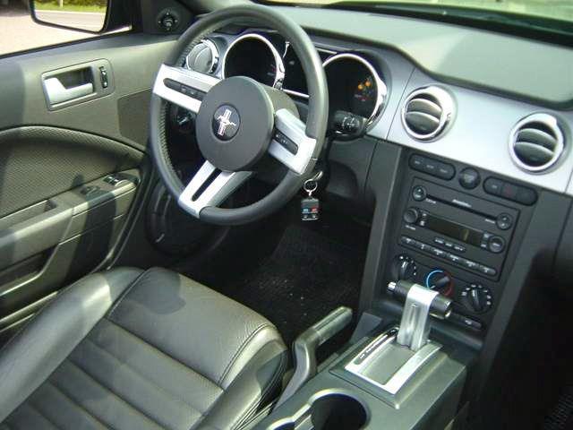 mustang-gt v8 cabrio 2006 zu verkaufen 2