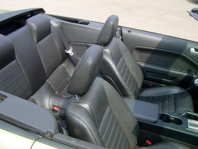 mustang-gt v8 cabrio 2006 zu verkaufen 3