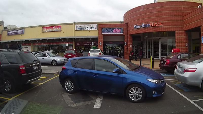 wie kann man auto parken