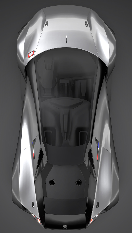 Peugeot Vision Gran Turismo-Playstation 3 Gratis Download-01