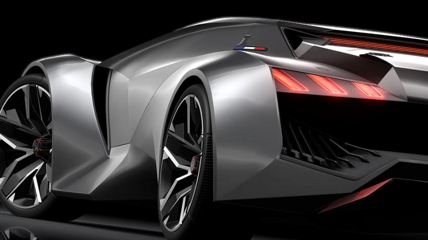 Peugeot Vision Gran Turismo-Playstation 3 Gratis Download-02