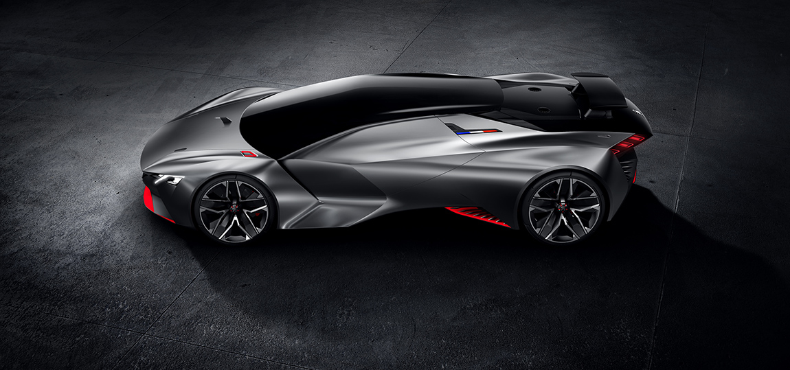 Peugeot Vision Gran Turismo-Playstation 3 Gratis Download-10