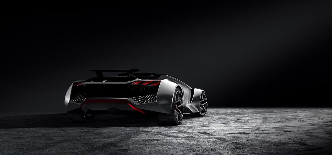 Peugeot Vision Gran Turismo-Playstation 3 Gratis Download-13