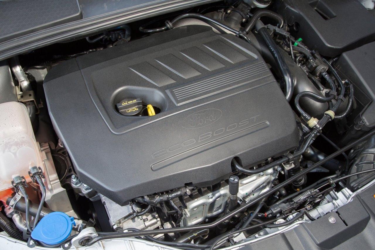 Rightsizing bei Turbo-Motoren (2)