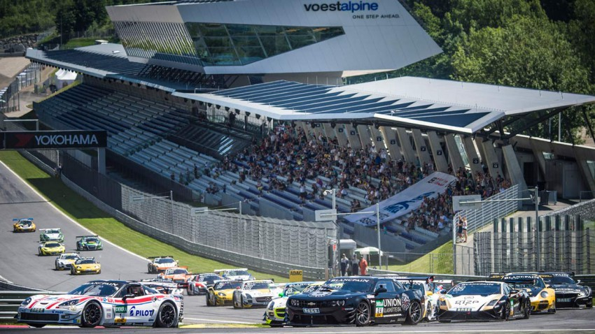 ADAC GT Masters am Red Bull Ring