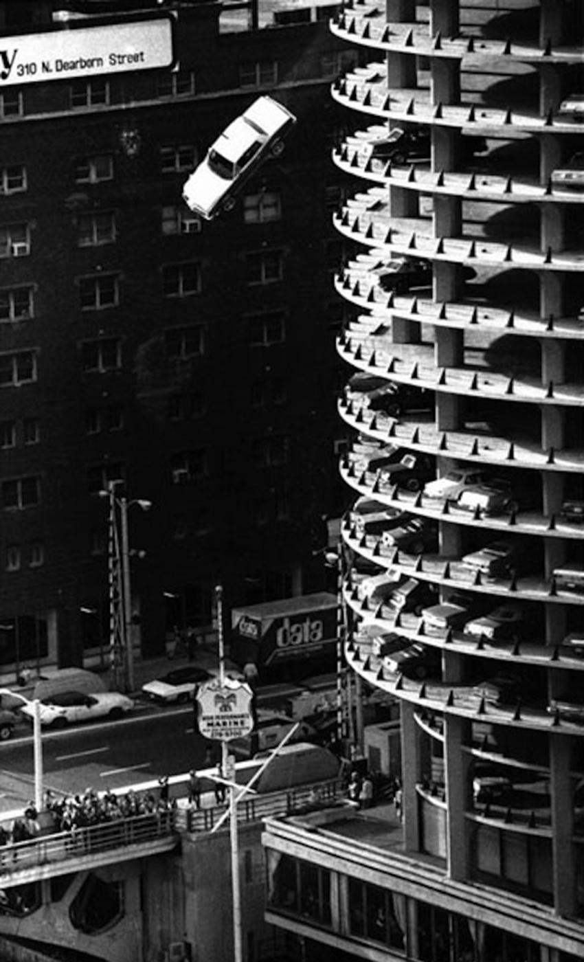 Steve McQueen Stunt Chicago