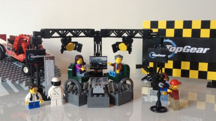 Top Gear Lego Set: What could possibly go wrong?