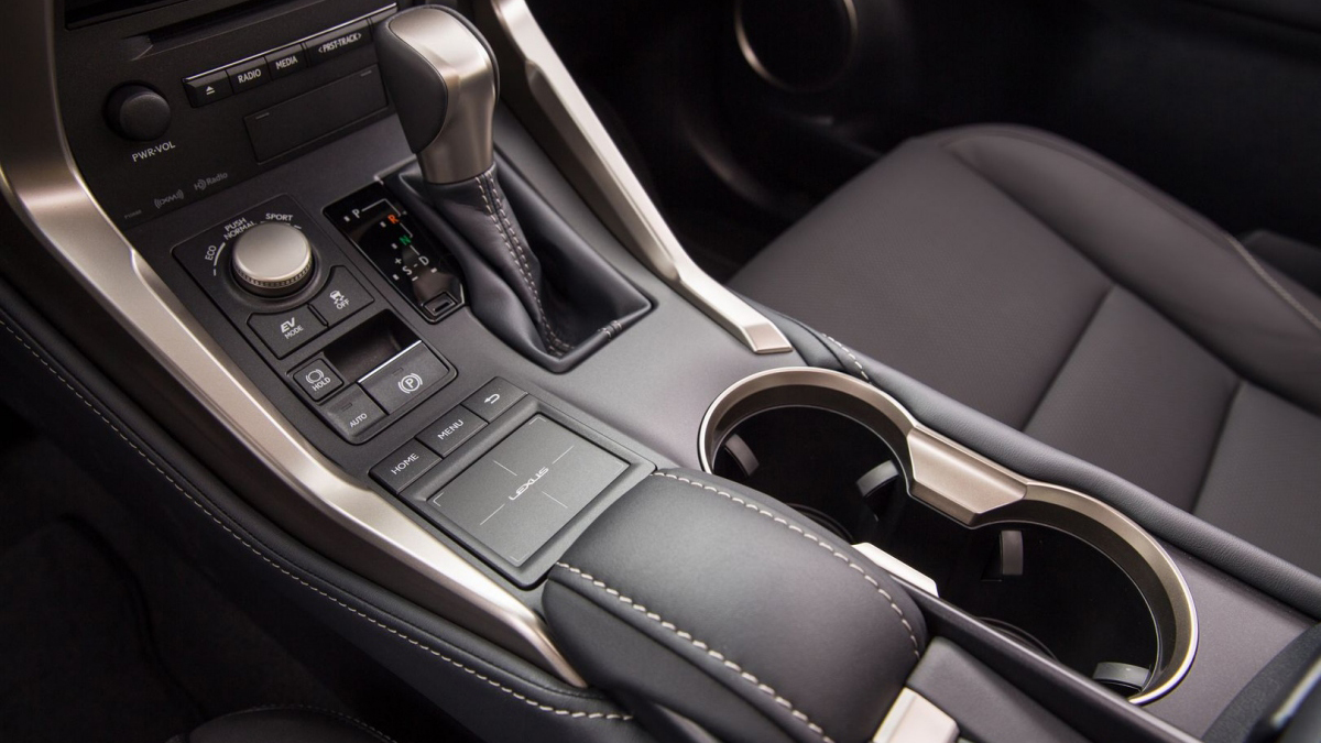 Touchmodul Lexus