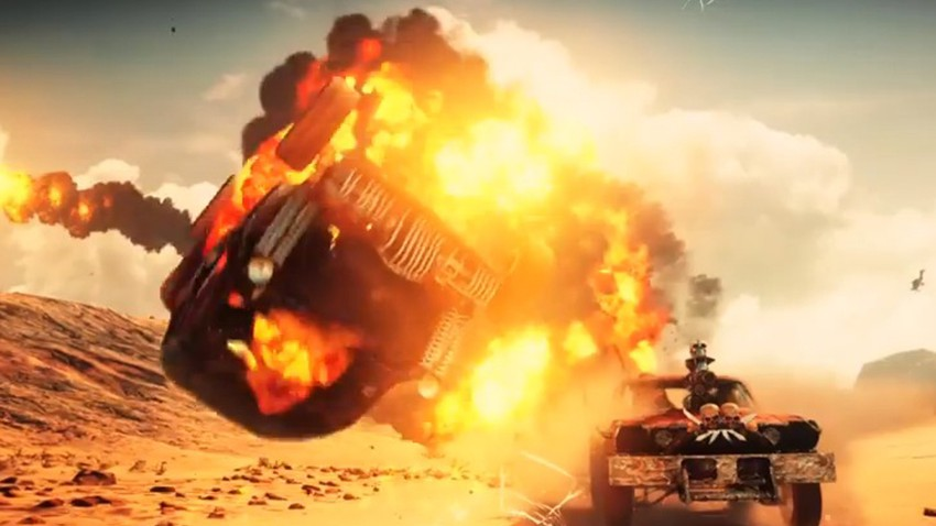 Trailer Mad Max Savage Road PC Xbox Playstation
