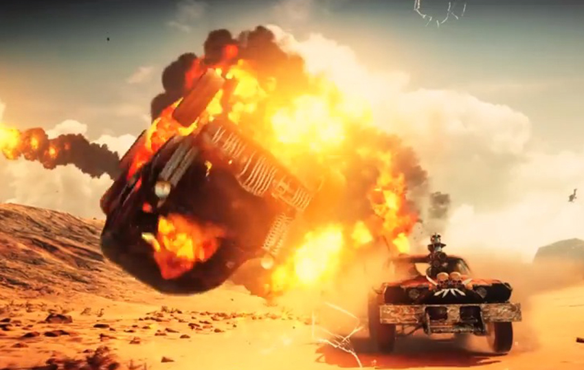 Trailer Mad Max Savage Road PC Xbox Playstation