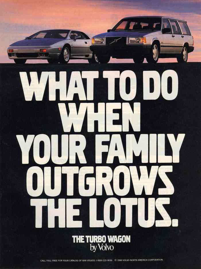 volvo 740 turbo wagon add lotus