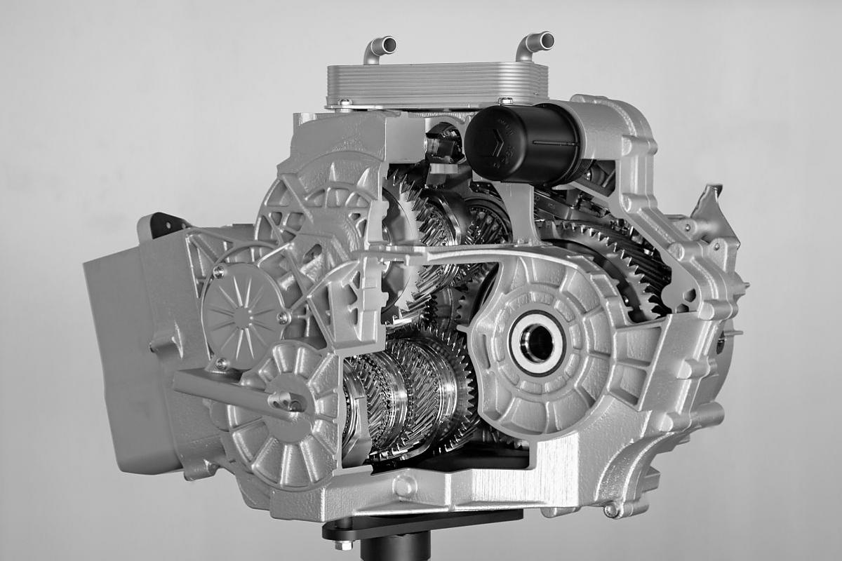 Zehngang-DSG von Volkswagen