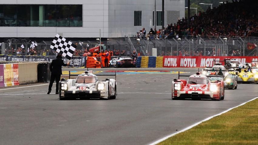 Porsche stößt Audi vom Le-Mans-Thron