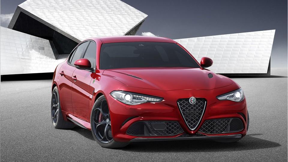 Julia, oh Julia: Alfa Romeo Giulia : autorevue.at