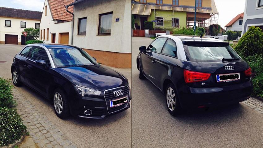 Audi A1 1,2 TFSI