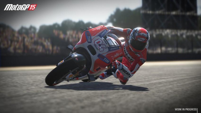 Das neue MotoGP-Game ist da