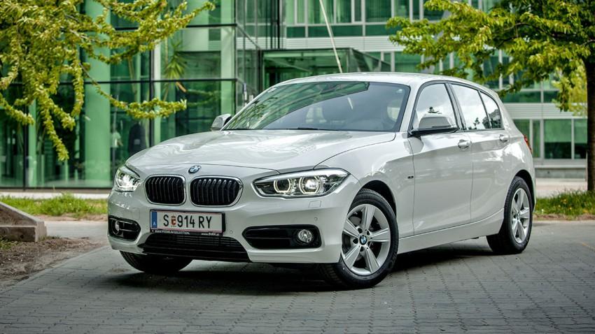 Einstieg, aber ordentlich: BMW 118d Sport Line