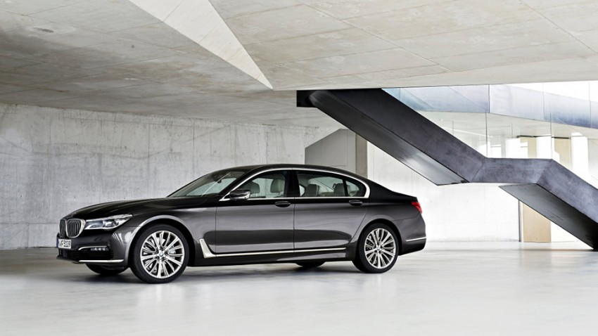 BMW 7er Modell 2015 (10)