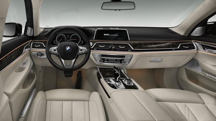 BMW 7er Modell 2015 (26)