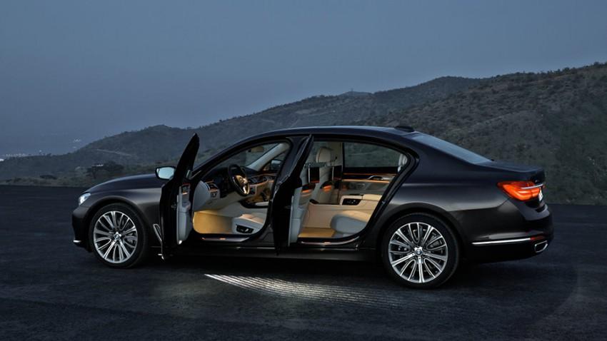 BMW 7er Modell 2015 (6)