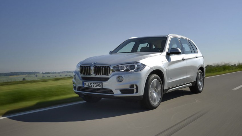 Der Extra-Punch – BMW X5 xDrive40e