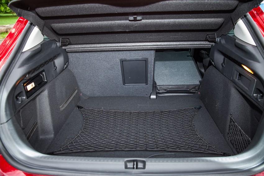 Citroen C4 2015 Facelift kofferraum