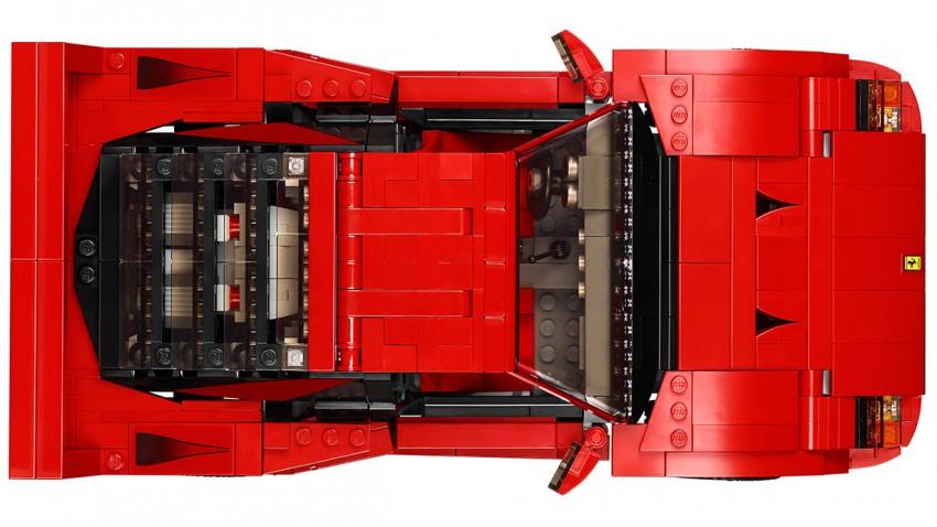 Kauft euch einen Ferrari F40!