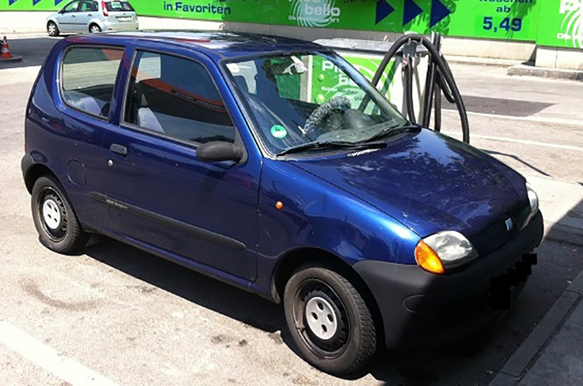 Fiat Seicento 2000 10