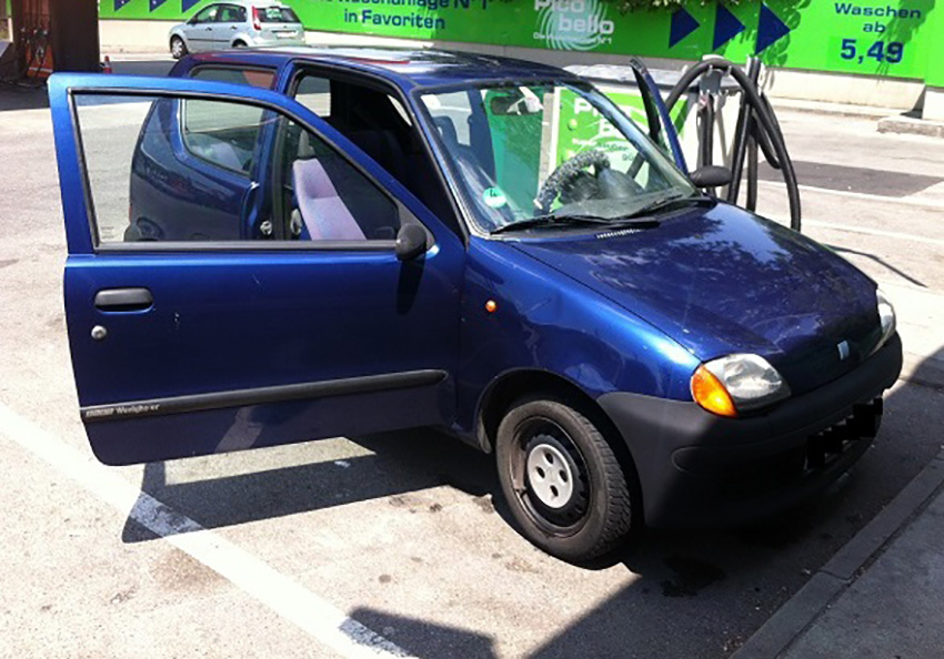Fiat Seicento 2000 12