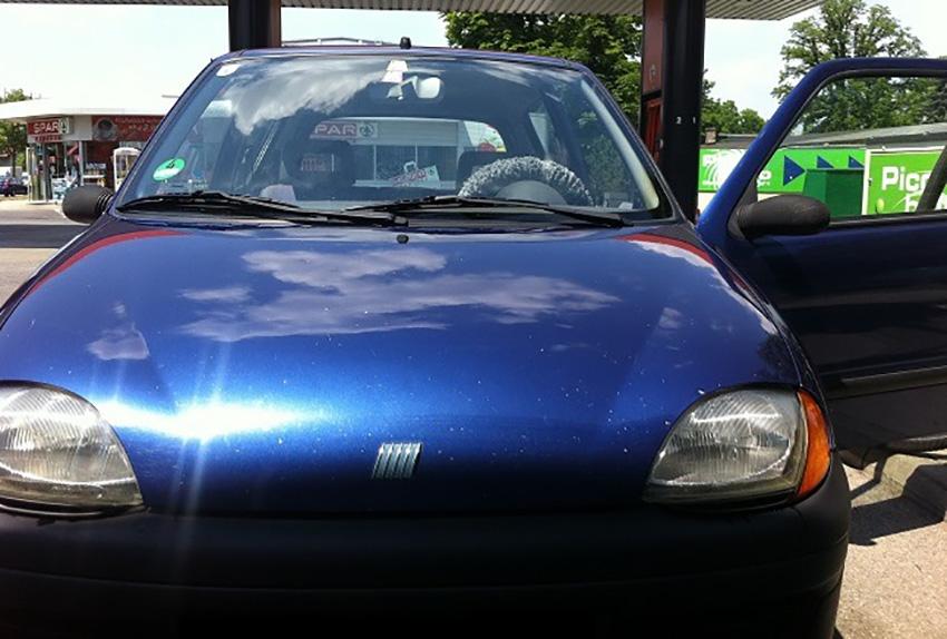Fiat Seicento 2000 4