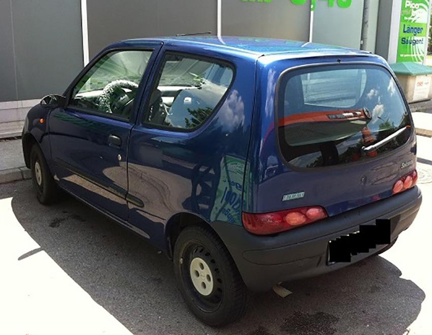 Fiat Seicento 2000 5