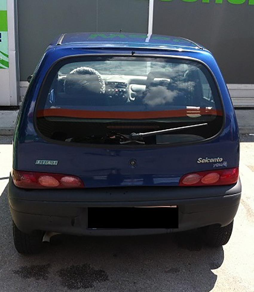 Fiat Seicento 2000 7