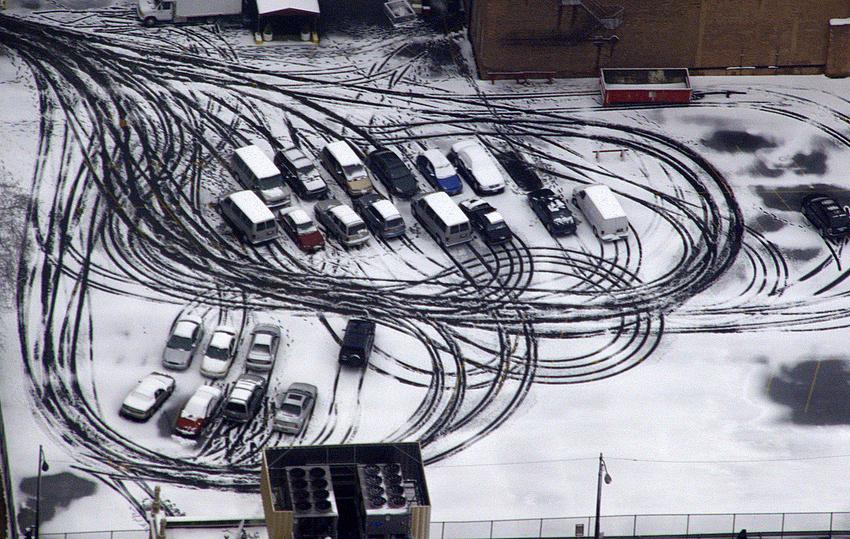 Die schönsten Parkplätze: Niemals mehr ausparken