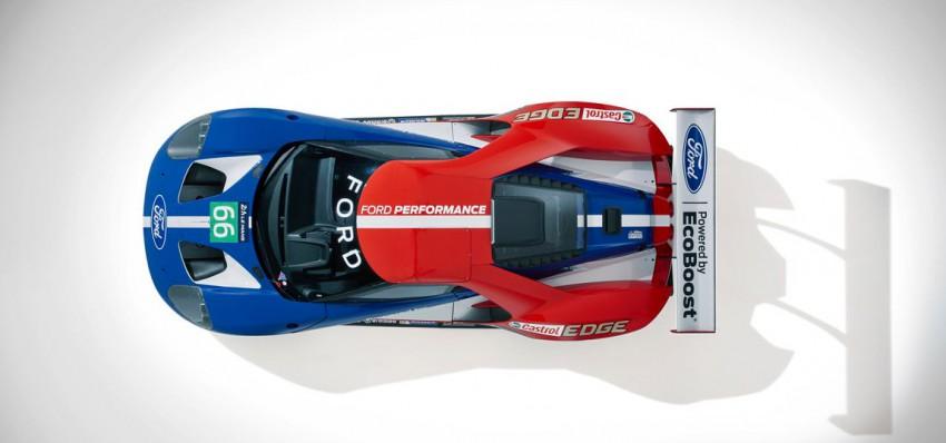 Ford GT Race Car 14