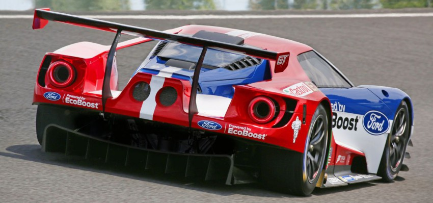 Ford GT Race Car 6