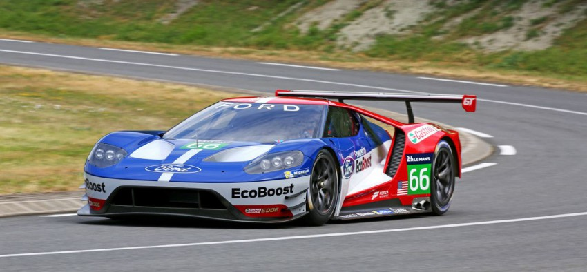 Ford GT Race Car 9