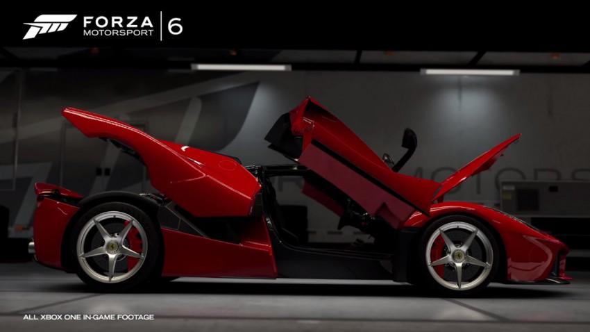 Der erste Gameplay-Trailer von Forza 6 macht Lust auf mehr