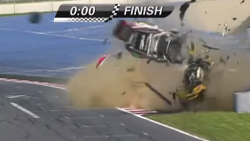 GT4: Horror-Crash in Spielberg