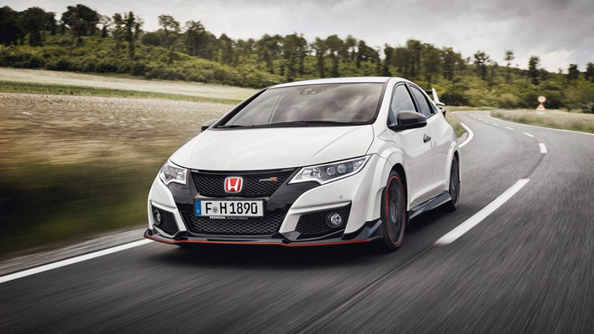Honda Civic Type R 21