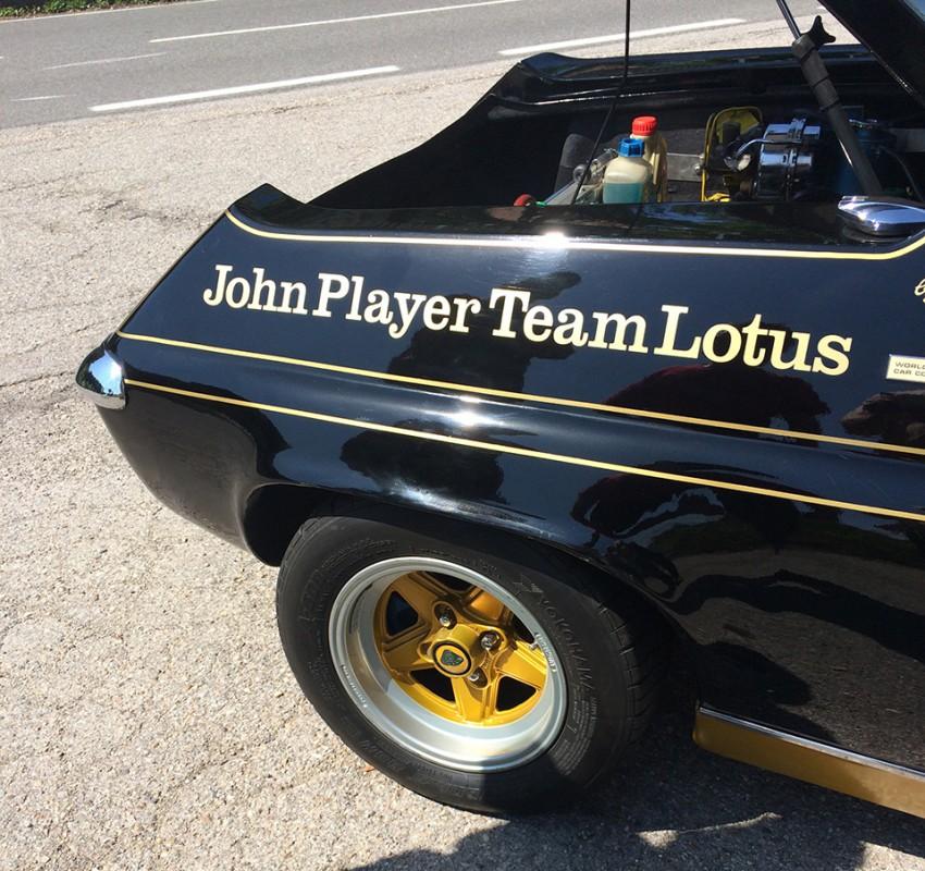 Lotus Europa John Player Special