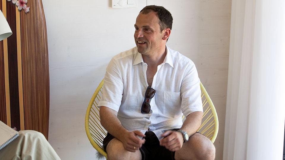 Interview mit Peter Niss von Landyachthafen
