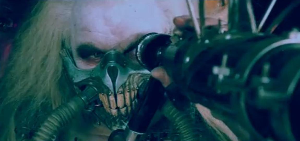 Mad Max Fury Road 80er Jahre Eightys