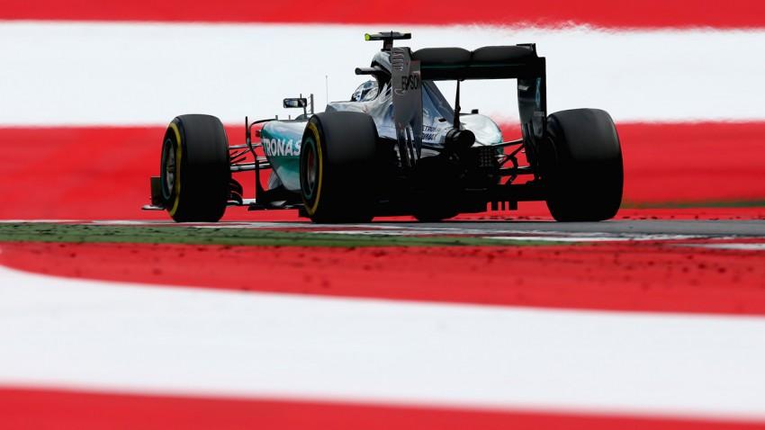 """""""Berger zu Rosberg: Gut gemacht, Lewis!"""""""