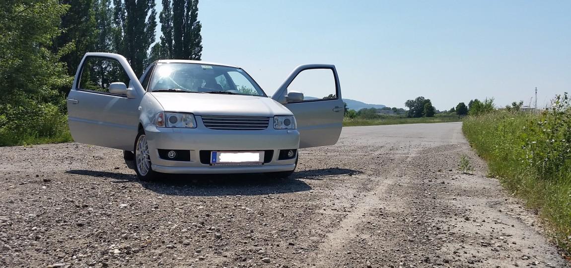 VW polo gti 6N 2000