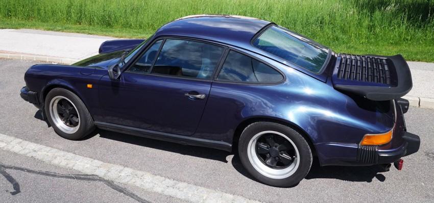 Porsche 911 G-Modell 1985 Carrera 4